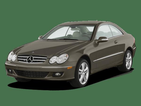 2009 MercedesBenz CLKClass Reviews and Rating Motor Trend