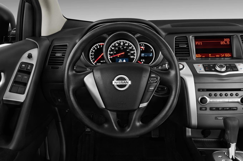 2009 Nissan Murano S Interior