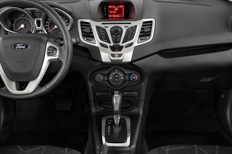 2012 Ford Fiesta 4 Door St