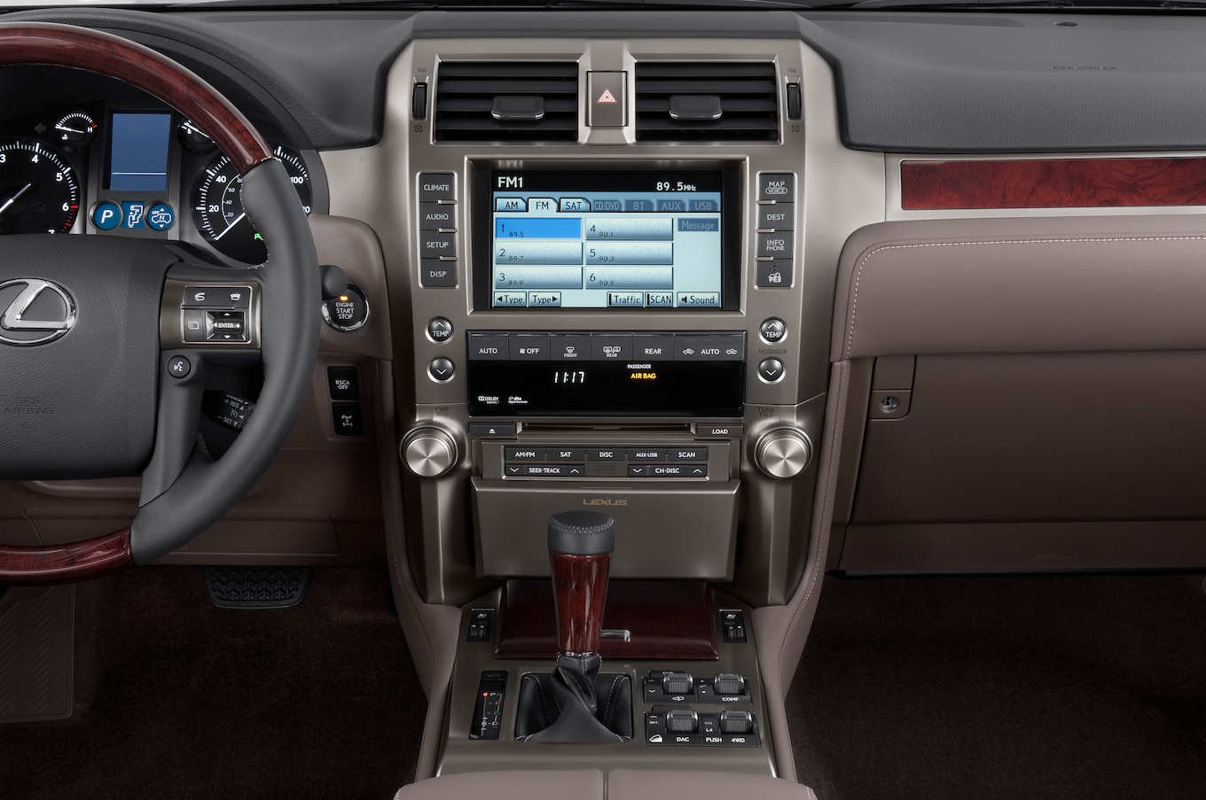 2012 Lexus GX460 Reviews And Rating Motortrend