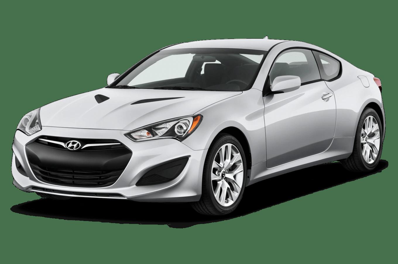 2013 Hyundai Genesis Coupe White