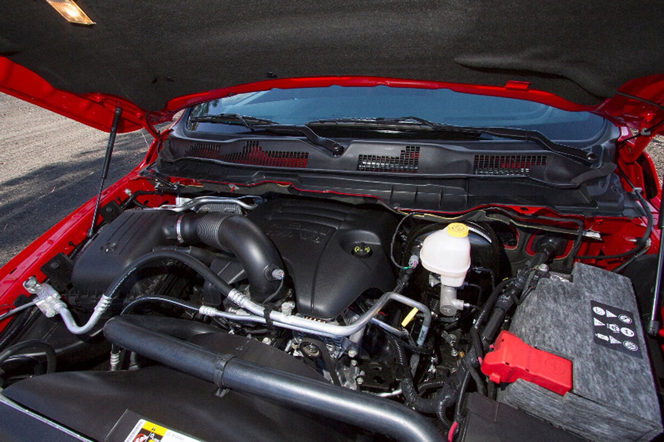 2012 Dodge Ram 57 Hemi 1500 Engine