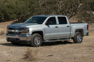 2017 Chevrolet Silverado 1500 Reviews  Research Silverado