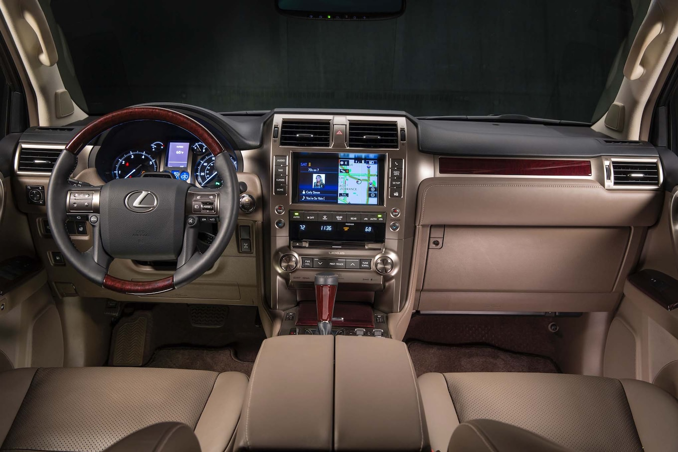 2017 Lexus GX460 Reviews and Rating