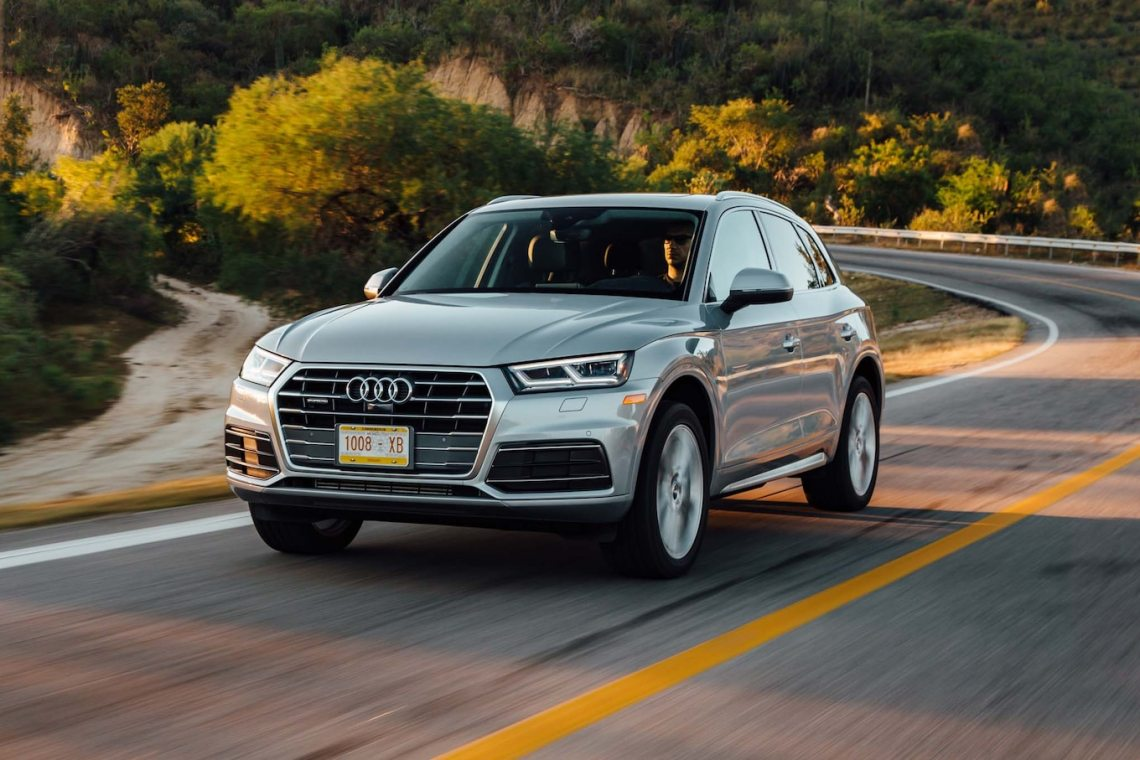 2018 Audi Q5 Suv Interior | Car Models 2018 - 2019