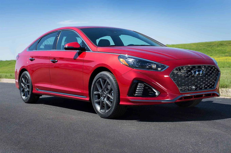 Hyundai Sonata 2017 Sport
