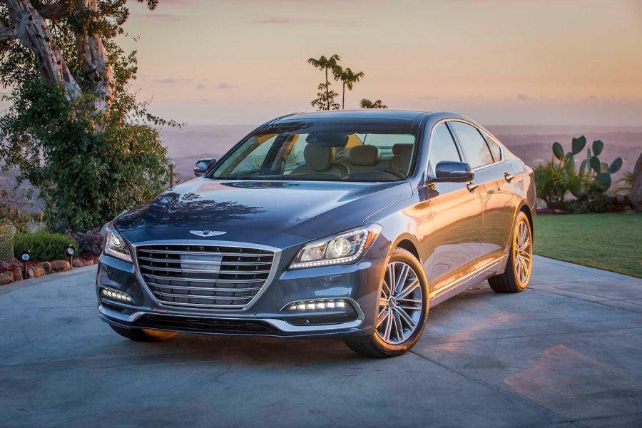 2018 Genesis G80 Reviews and Rating   Motor Trend 4   236