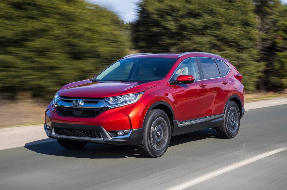2018 honda cr-v reviews and rating | motor trend