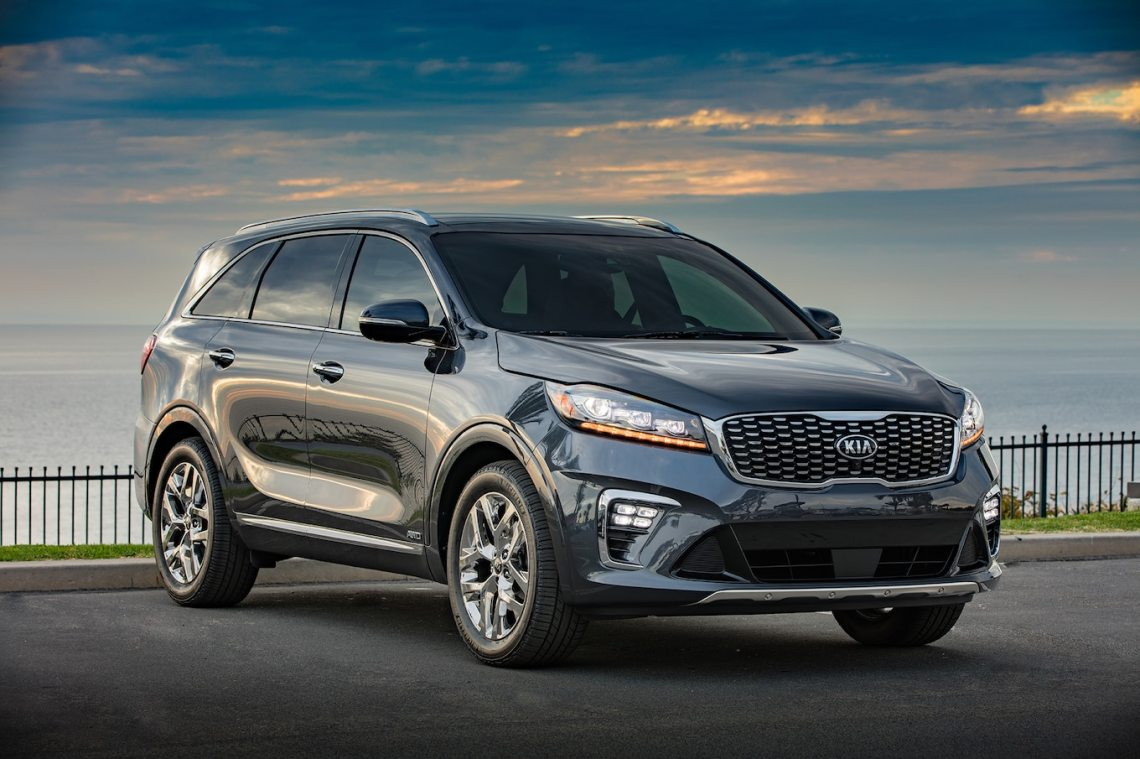 2019 kia sorento reviews and rating | motortrend