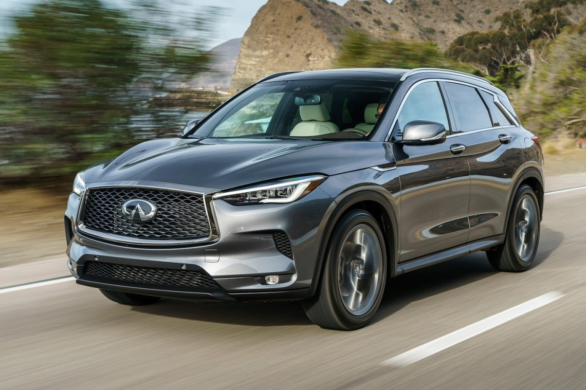 2019 infiniti qx50 reviews and rating | motortrend