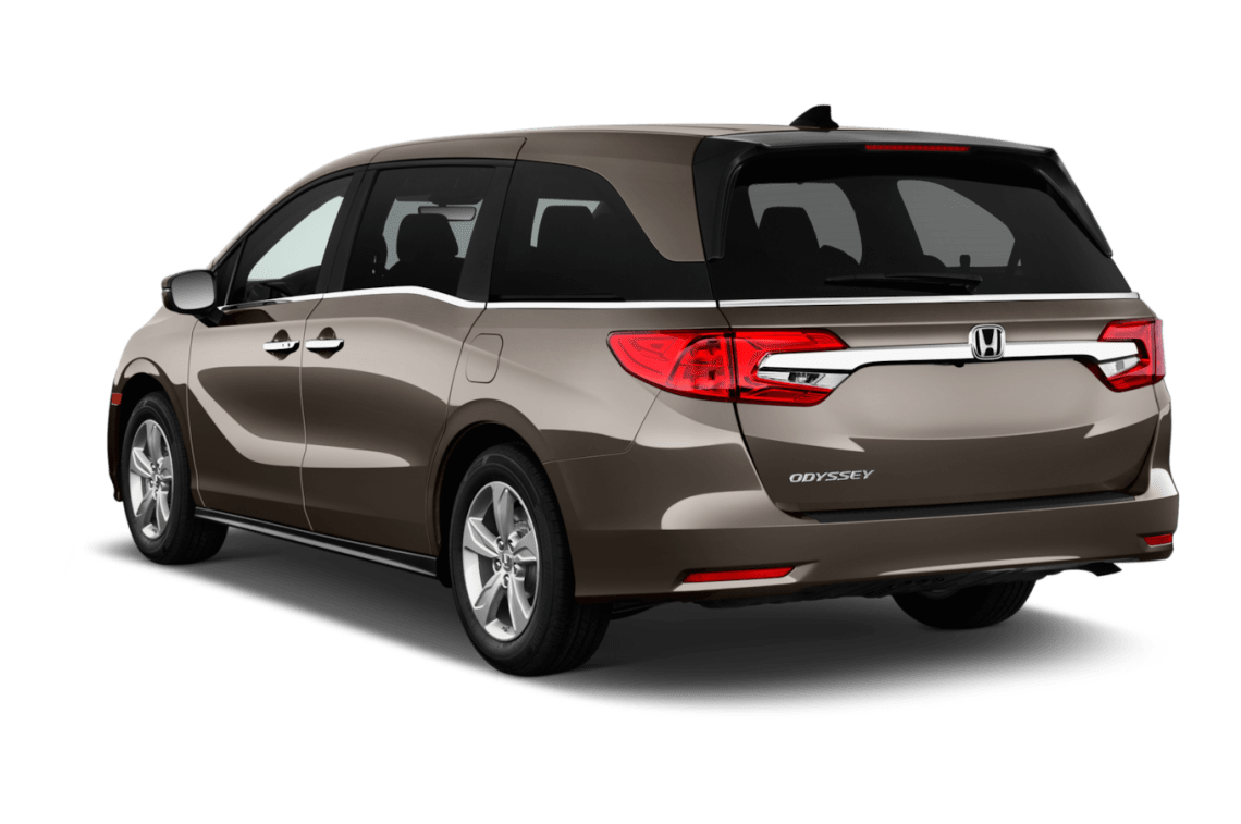 2019 honda odyssey reviews and rating | motortrend