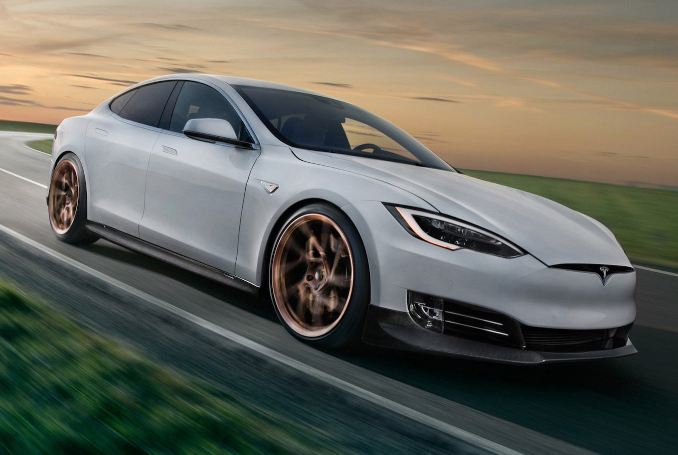 2017 Tesla Model S Reviews and Rating