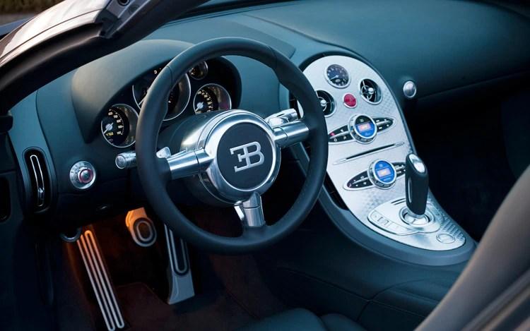Driving The 2 Million Bugatti Veyron Grand Sport Motor