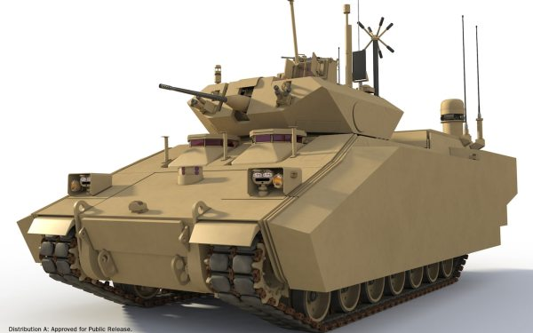 BAE Systems' GCV is 140,000 Pounds of Hybrid Military Might