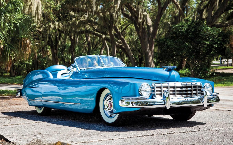 1950 Templeton Saturn Motor Trend