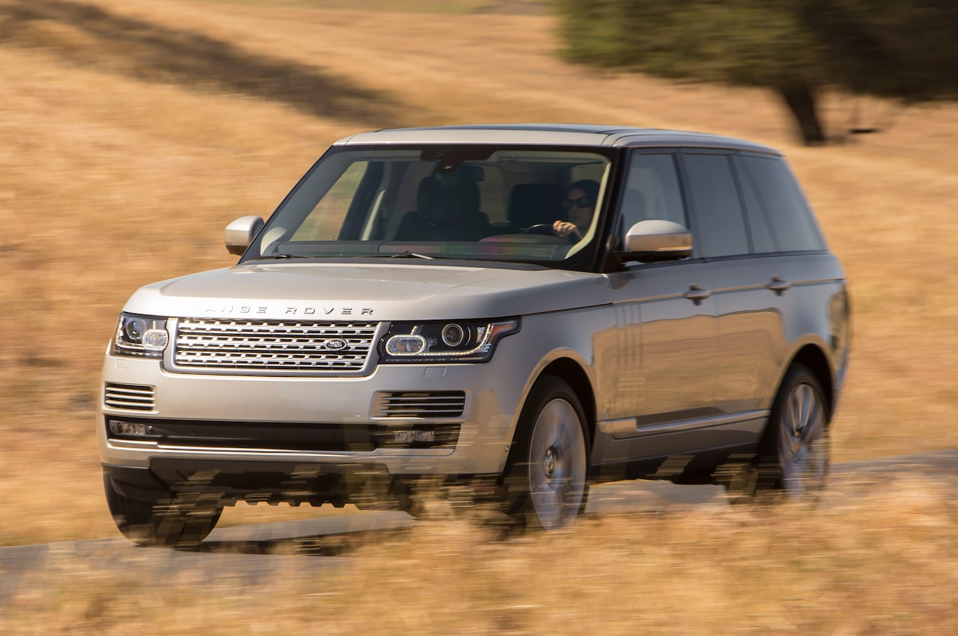 2013 Range Rover Supercharged First Test Motor Trend
