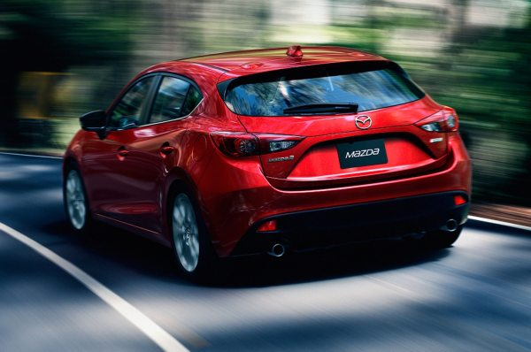 Refreshing or Revolting: 2014 Mazda3 Hatchback