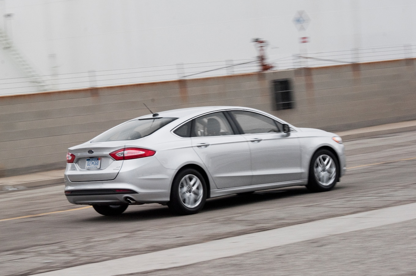 2013 ford fusion 1.6l ecoboost automatic first test - motor trend