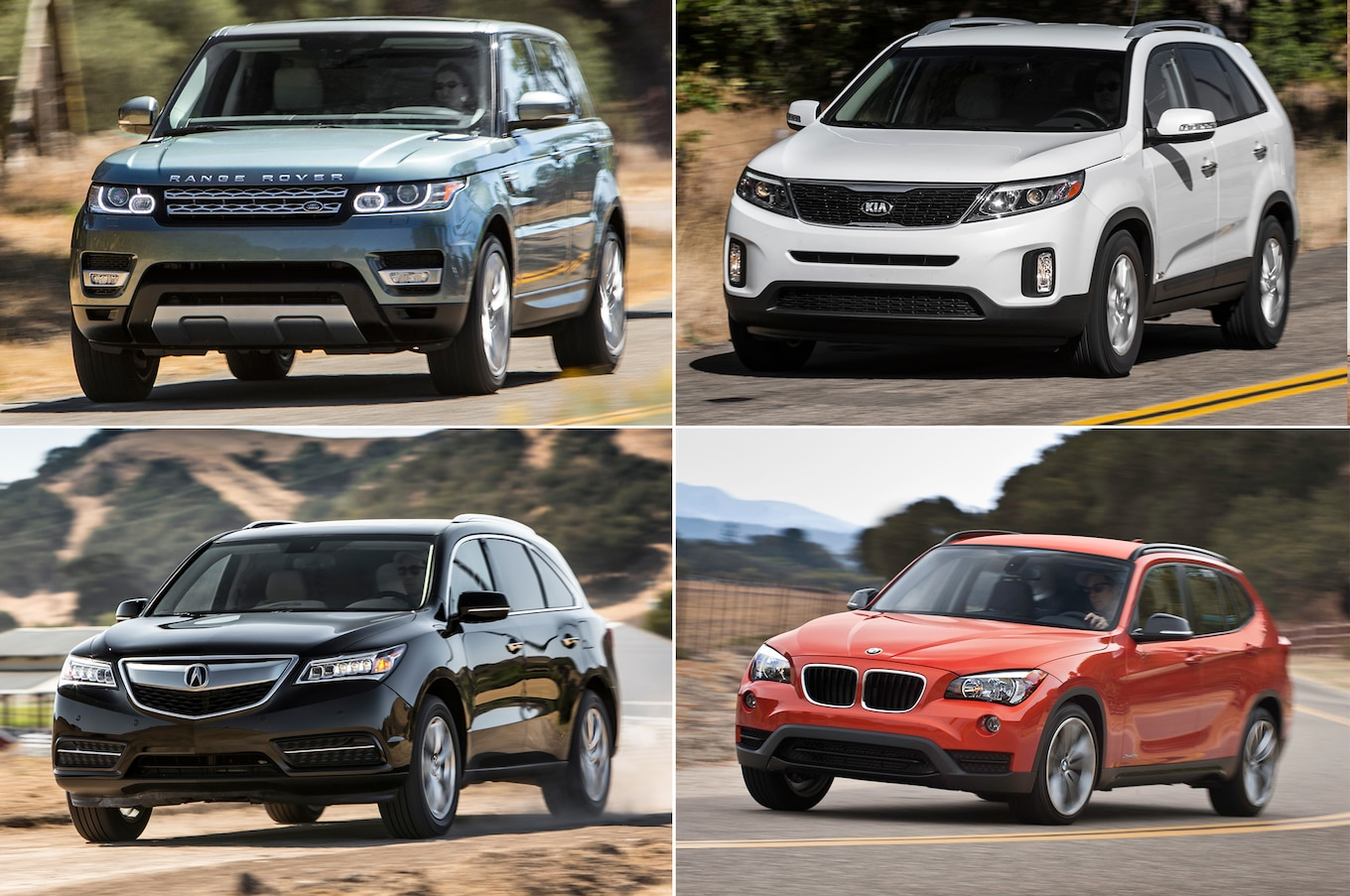 Poll Which 2014 SUV of the Year Contender Should Win