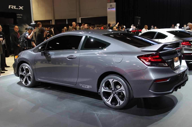 2013 Honda Civic Specs