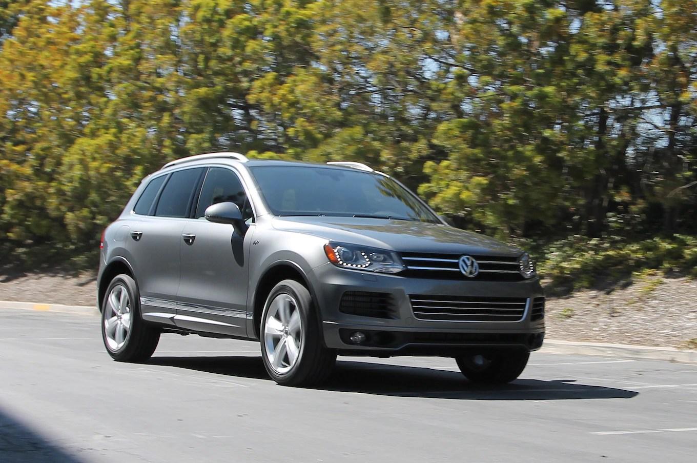 2014 Volkswagen Touareg X Marks 10 Years Of VW SUVs