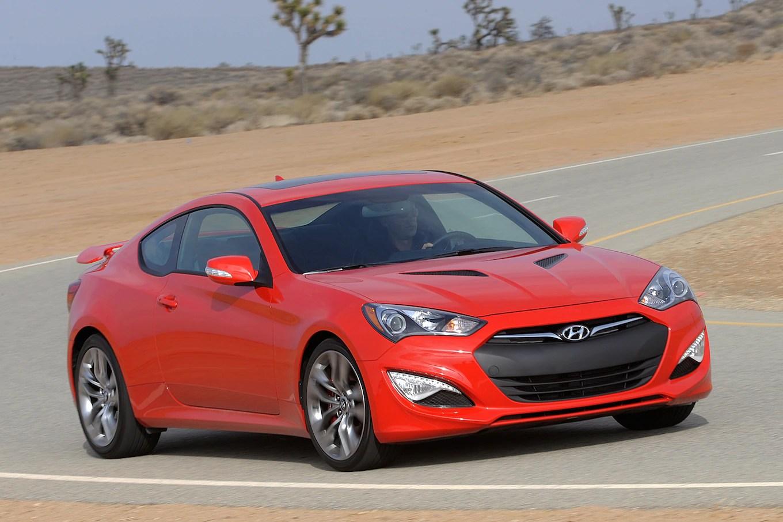 2014 Hyundai Genesis Coupe Gets Minor Update Slight Price
