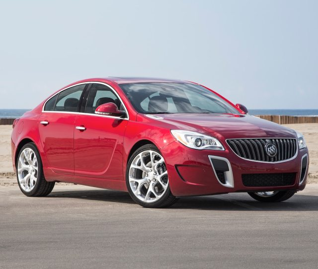 Totd Which 45k Gm Sport Sedan Would You Drive Daily