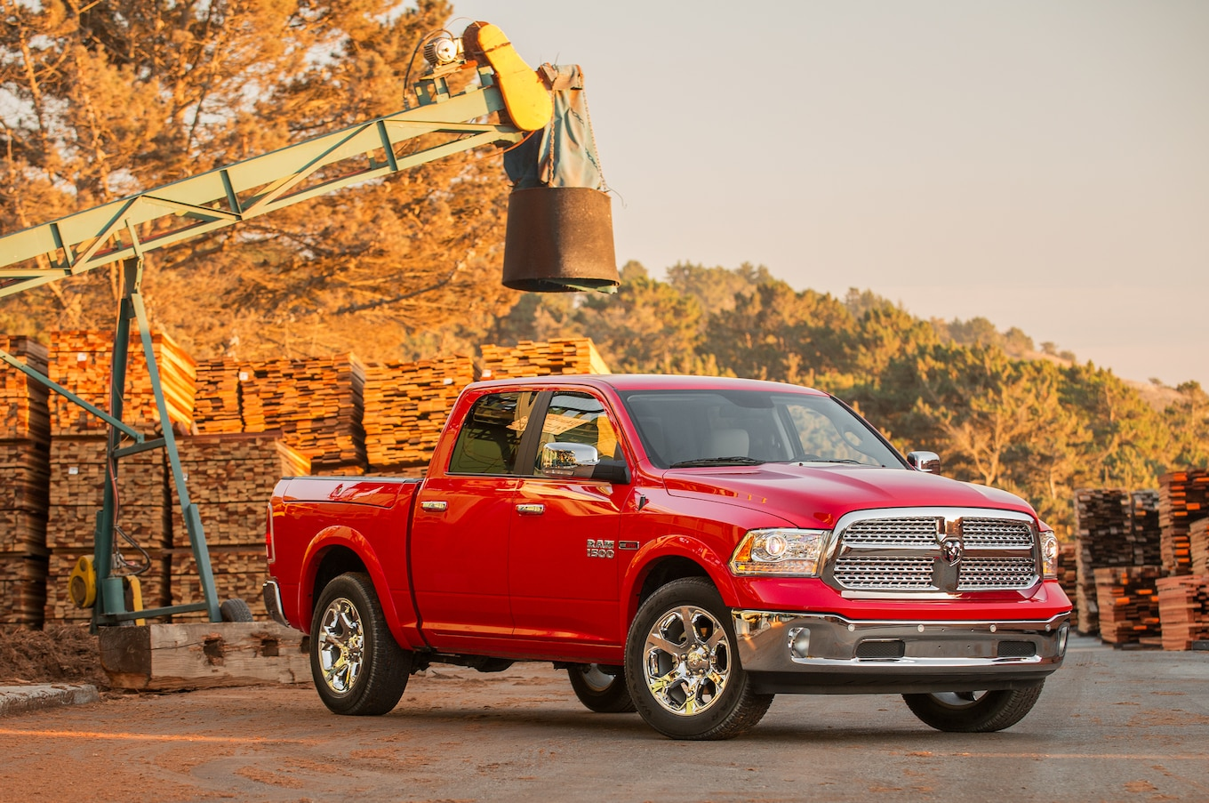 Ram Eco Sel Epa Rated At 20 28 Mpg