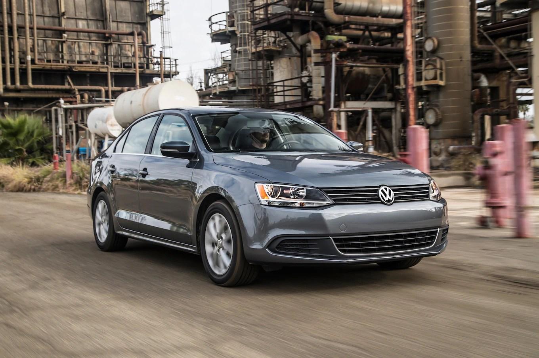 Volkswagen Jetta 1 8t Se First Test