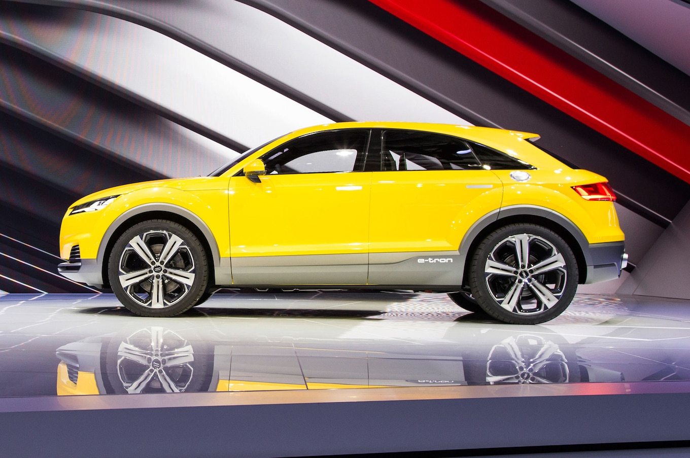 Audi Tt Offroad Concept Previews Upcoming Tech Motor Trend