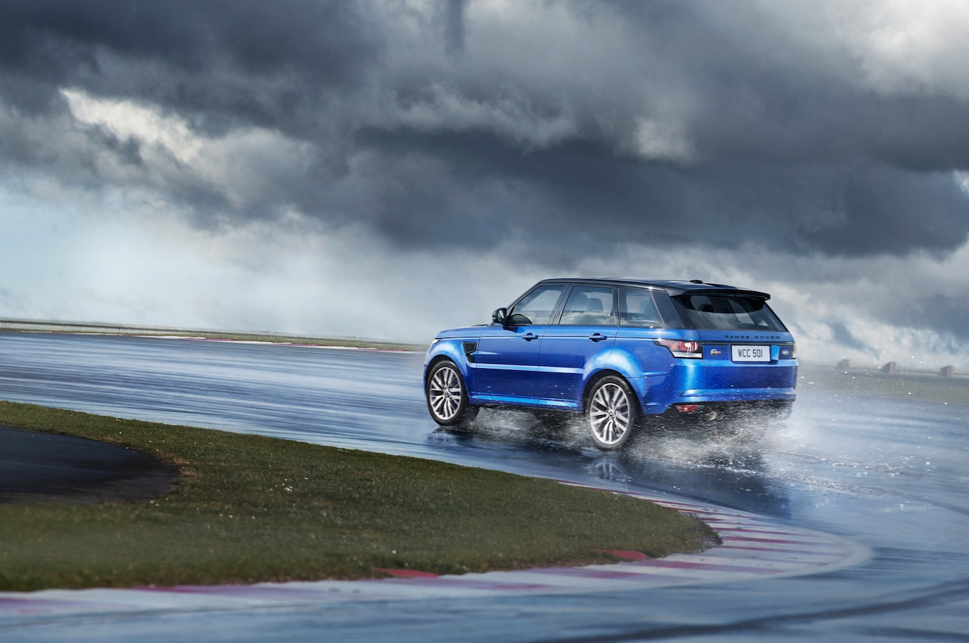 2015 Land Rover Range Rover Sport SVR First Look Motor Trend