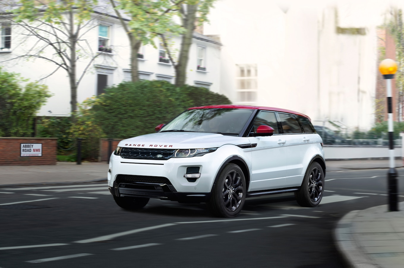 Range Rover Evoque NW8 Special Edition Announced