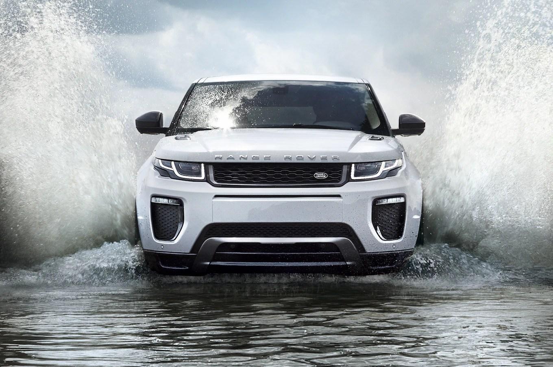 2016 Range Rover Evoque Shows f New Look Diesel Engine