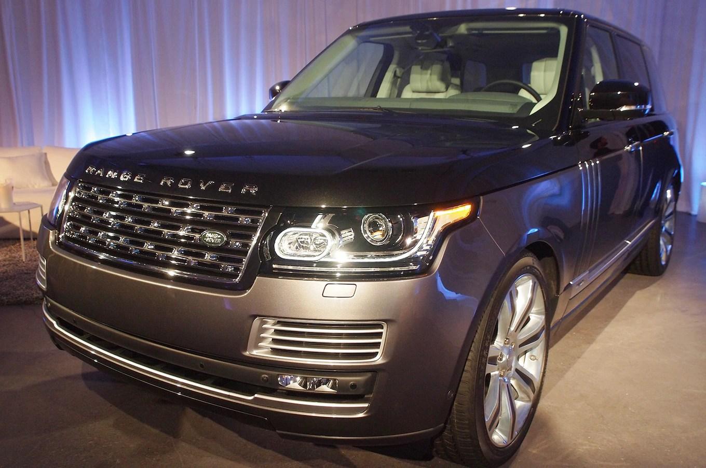 2016 Land Rover Range Rover SVAutobiography Cracks the $200 000 Mark
