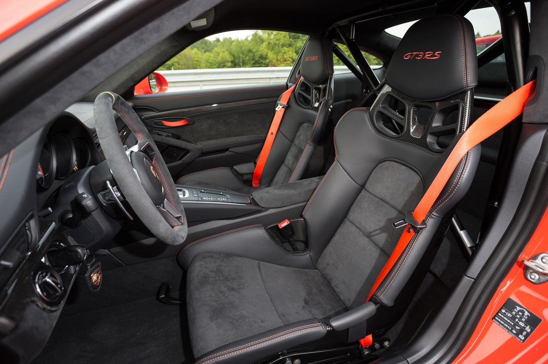 2016-Porsche-911-GT3-RS-interior-seats Exciting Lamborghini Huracán Lp 610-4 Cena Cars Trend