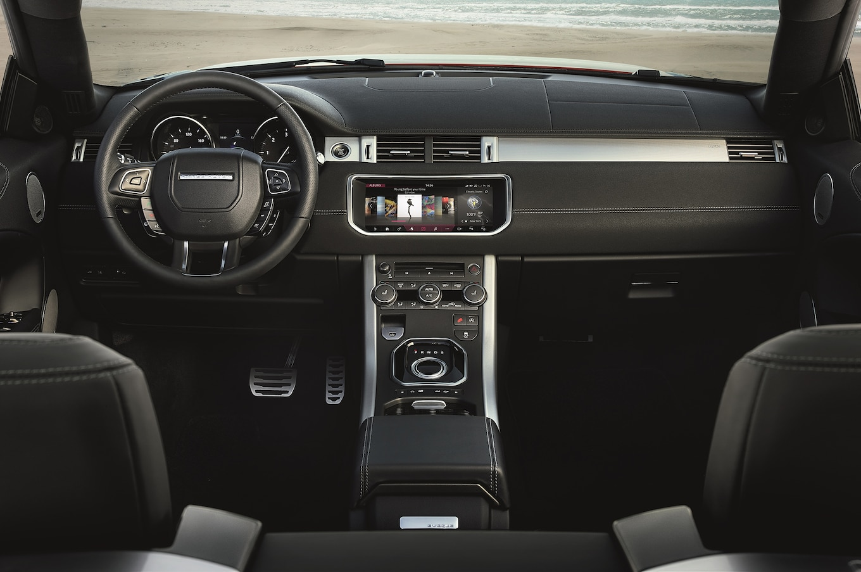 2017 Range Rover Evoque Convertible First Look