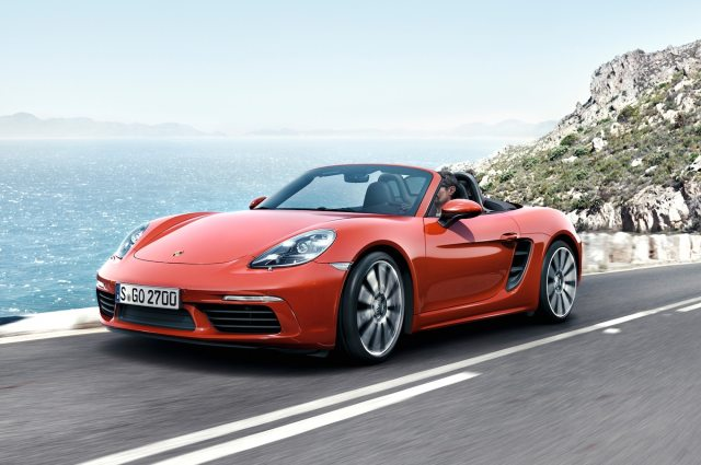 Image result for 2017 Porsche 718 Boxster