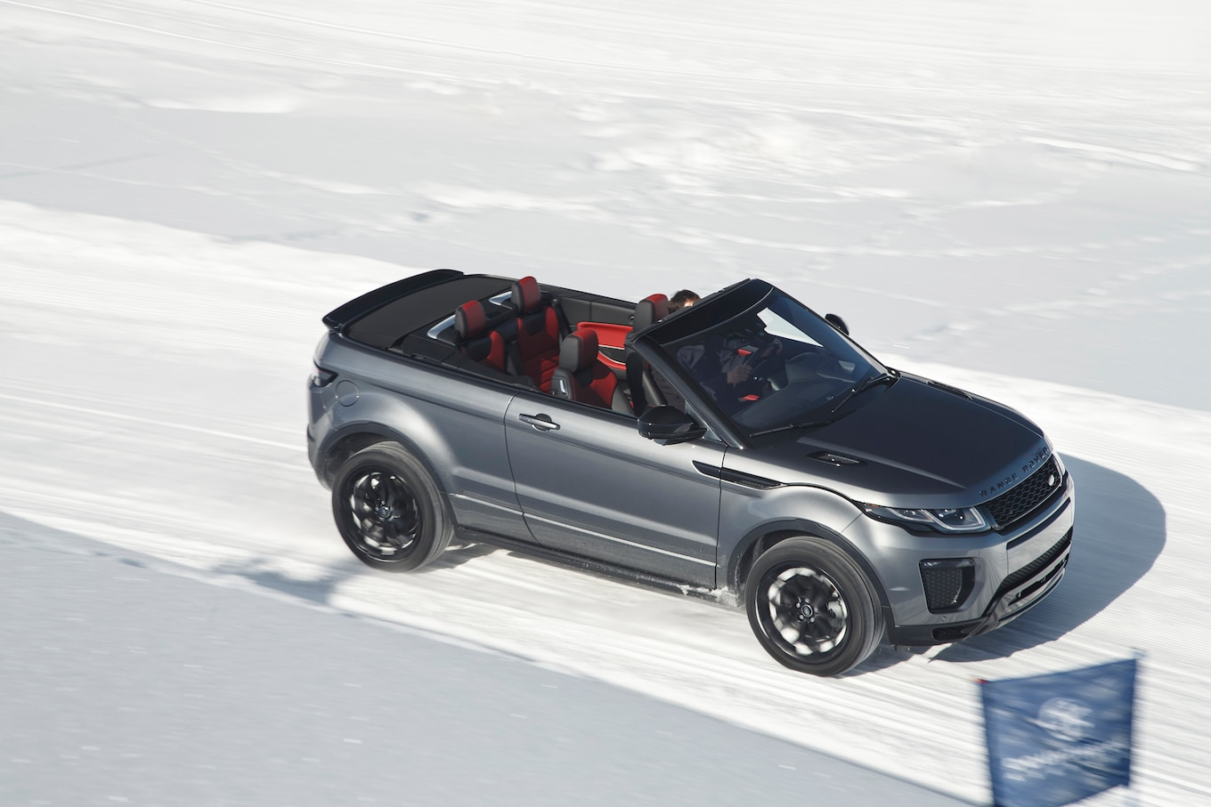 2017 Land Rover Range Rover Evoque Convertible First Drive Motor