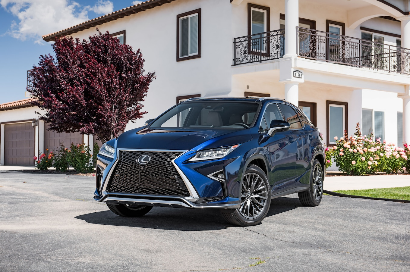 2016 Lexus RX 350 F Sport First Test Review Best Seat in the