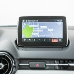 2016 Mazda CX 3 Grand Touring AWD center stack screen