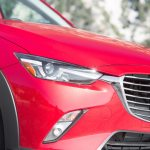 2016 Mazda CX 3 Grand Touring AWD front headlamp