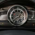 2016 Mazda CX 3 Grand Touring AWD instrument cluster