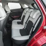 2016 Mazda CX 3 Grand Touring AWD rear interior seats