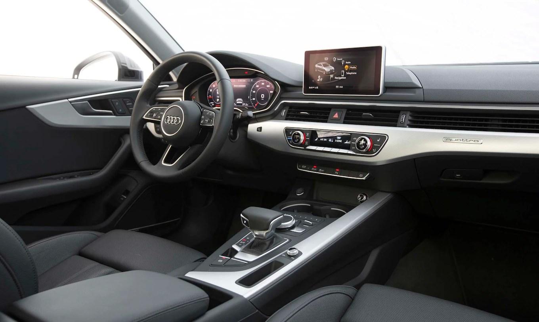 New Audi A4 2017 Interior