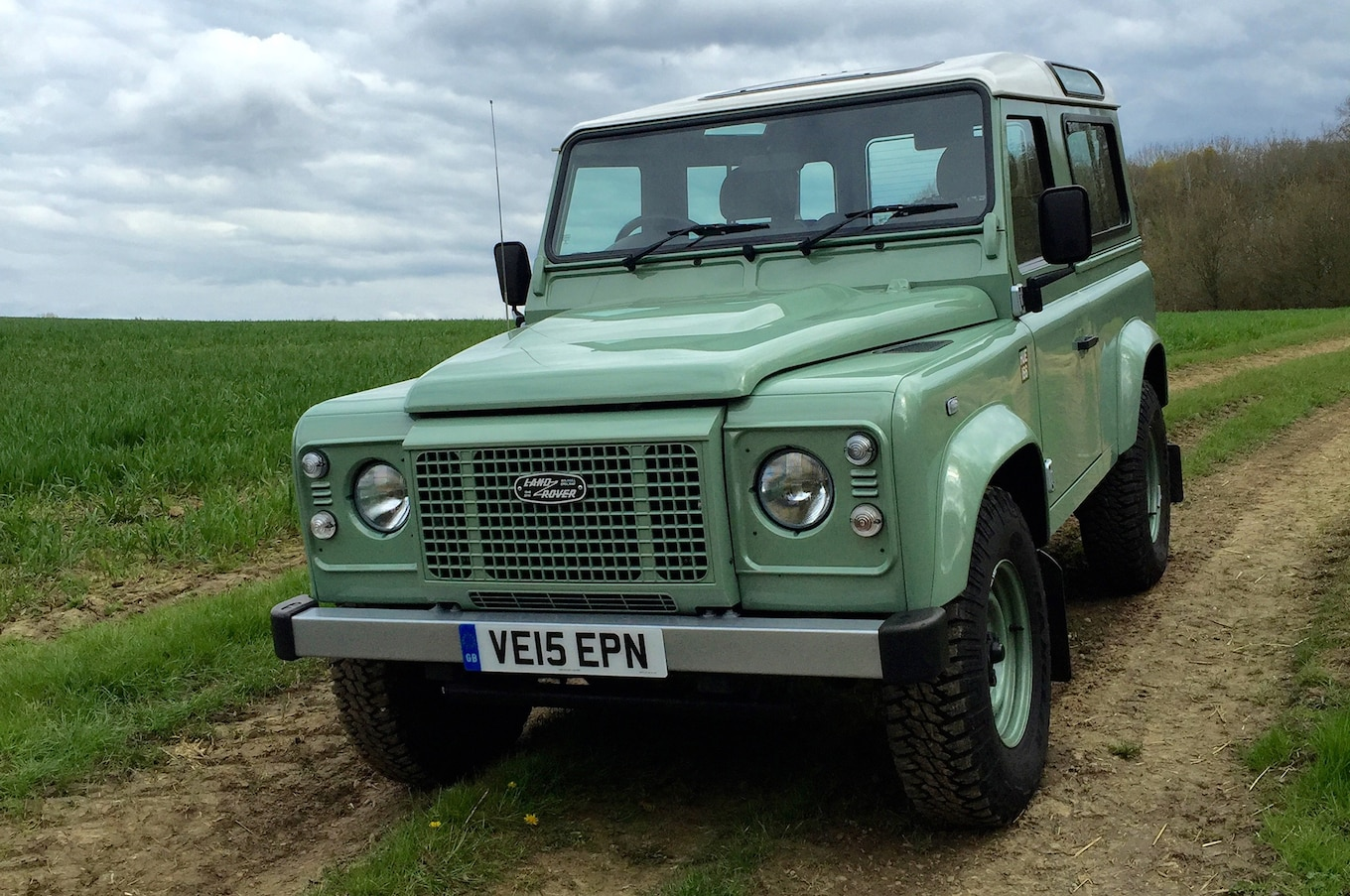 Collection Land Rover Defender