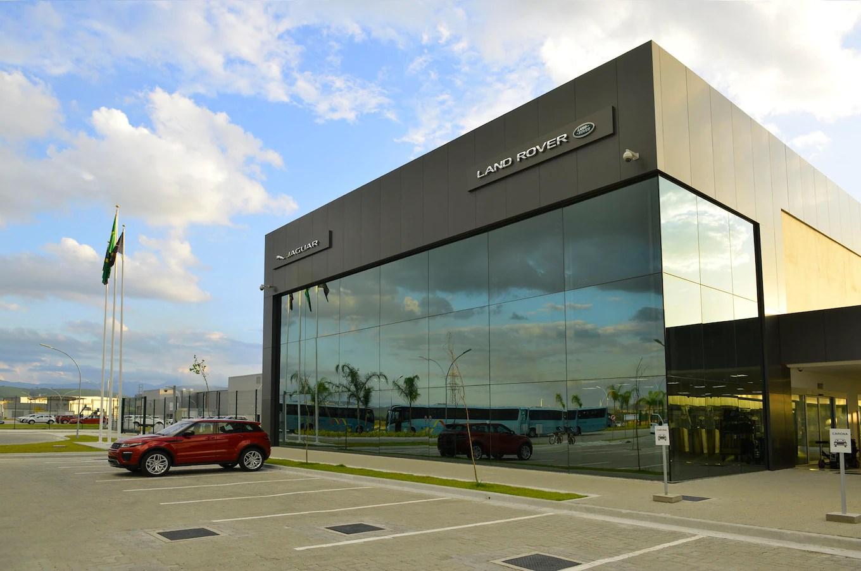 Jaguar Land Rover Opens Landmark Plant in Brazil Motor Trend