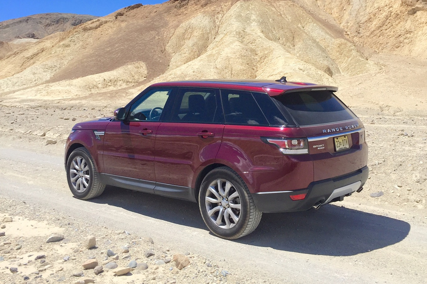 2016 Land Rover Range Rover Sport Td6 Review Long Term Update 4