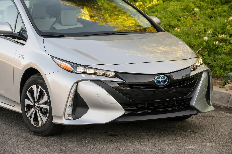 Prius Toyota Prime 2017 Plus