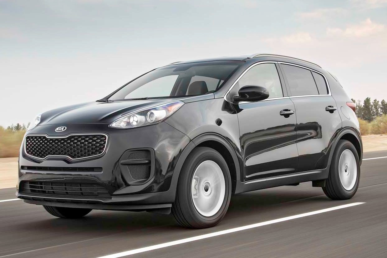 Kia Sportage 2017 Motor Trend SUV Of The Year Contender