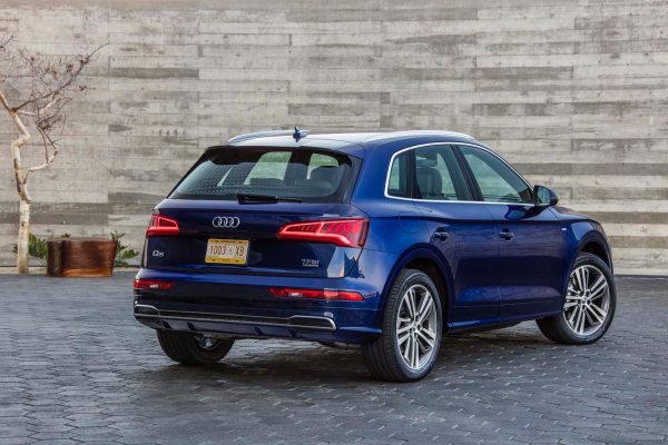 2018 Audi Q5 Euro-Spec First Drive Review - Motor Trend